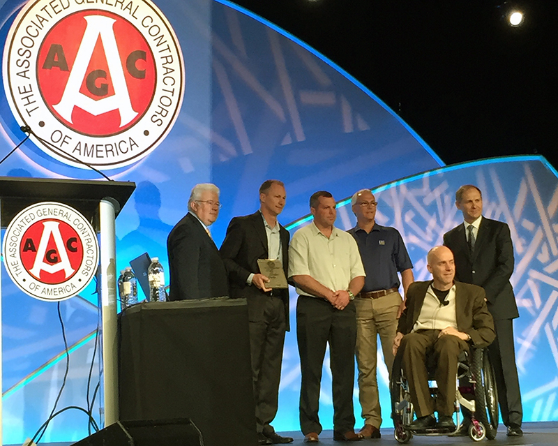 agc safety award 2015